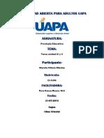 Tarea v Adjunto de La Unidad IV Psicologia-Educativa Uapa