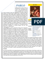 "Apã""Stol Pablo - Biografia"