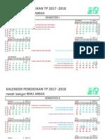 Kalender Pendidikan Ibnu Abbas 2017-2018 Rev