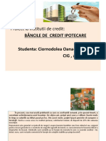 Ppt. Bancile de Credit