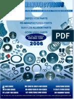 Catalog PIEZAS ALLISON