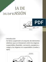 Presentación Sistemas de Suspensiónhzhdhd