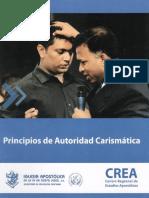 Libro Principios de Autoridad Carismática