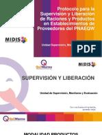 PPT Supervision Establecimientos QW - 2017 (PARA PROVEEDOR