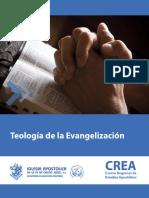 Libro Teología de La Evangelizacion