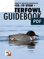 2018-19 Utah Waterfowl Guidebook