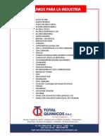 Industria  para la Industria de Limpieza.pdf