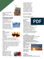 10 Poemas Declamación Ilustrados
