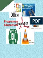 Programas Educativos LABORATORIO II