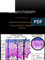 Mini Lecture Therapy in Dermatology