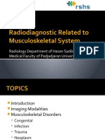 08. Radiodiagnostic Related to Musculoskeletal System - 24 Agustus 2013 - By Rob