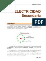 Apuntes de electricidad