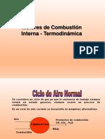 Motores Combustion Interna Termodinamica