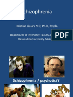 Schizophrenia and Other Psychotic Disorders NEW EDITED