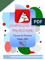 Cuaderno de Problemas 1º