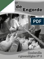 Cuadernillo N°5 Crianza del Pollo de Engorde - Reimpresión 2018