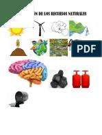 Clasificación de Los Recursos Naturales - Para Combinar
