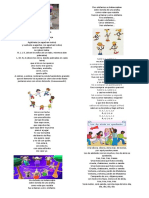 5 Rondas 5 Canciones 5 Juegos Infantiles