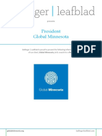 Position Profile-President at Global Minnesota