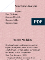 Tools for Structured Analysis