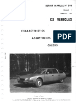 Admirable Citroen Ds Repair Manual 814 Vol 1 March 1974 Voltage Relay Wiring Digital Resources Otenewoestevosnl