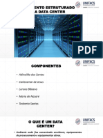 Cabeamento Data Center 1