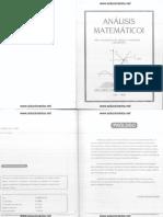 Análisis Matemático I - Soluc. de EER - Parte 1