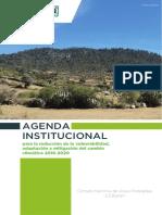 agenda cambio climatico Sistema Guatemalteco Áreas Protegidas