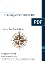 PLC Implementation 101 Without Notes