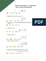 Examen Bimestral 2-A