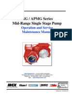 MG Series Pump Manual