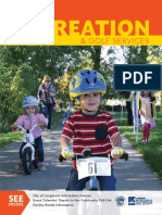Longmont Fall 2018 Recreation Brochure