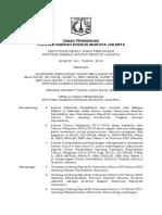 Kepdis No. 541 Tahun 2018 Tentang Kalender Pendidikan 2018-2019