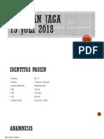 Presentasi Laporan Jaga IGD Anak