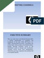 HP Deskjet Printer Supply Chain