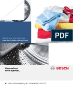 wasmachine Bosch