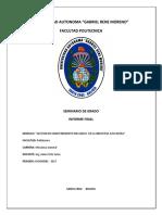 Informe Final Modulo Seminario de Grado