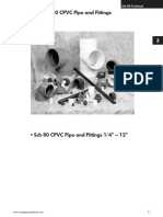 CPVC-PVC Tuberias y Fittings