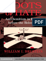 William I. Brustein - Roots of Hate_ Anti-Semitism in Europe Before the Holocaust (2003, Cambridge University Press).pdf