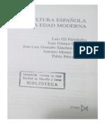 (658209321) La Cultura Española en La Edad Moderna (1)