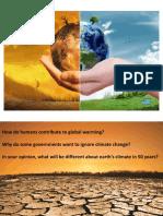 Fluency Global Warming