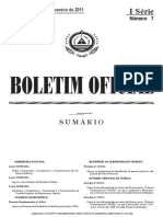 L 88-VII-2011 de 14.02_Def Ine a Organização, A Competência e o Funcionamento Dos Tribunais Judiciais