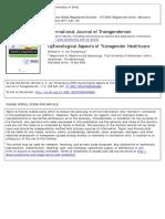 Aspectos Ginecologicos Trans