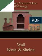 Storage - Wall Storage