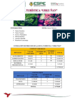 Cotización de Precios de La Ruta URKU (1)