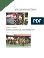 Danzas e Independencia de Guatemala
