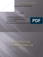 anomalias cromosmicas