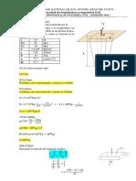 1º Examen Parcial de Resistencia de Materiales i Ic252aci Sem 2018-1 02 Resuelto