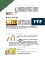 Importancia de Los Controles Medicos Previos a La Practica de Movimientos Corporales