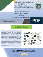 Presentación Para Trabajo de Semiconductores